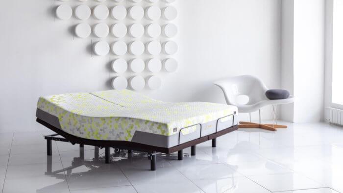 Кровать на пульте управления Аскона