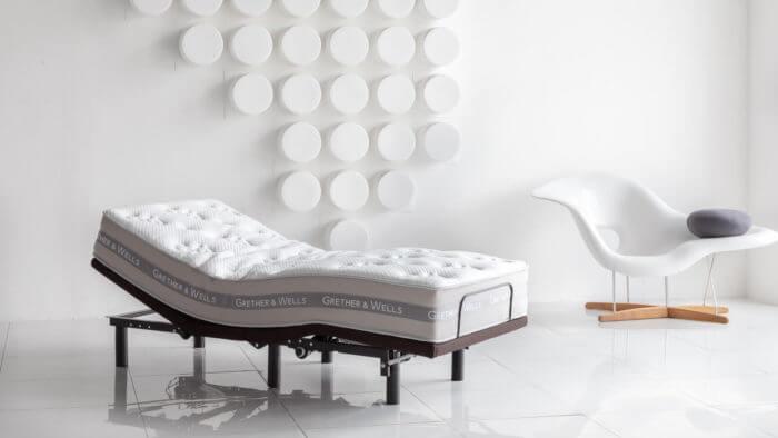 Электрическая кровать Эргомоушен Аскона
