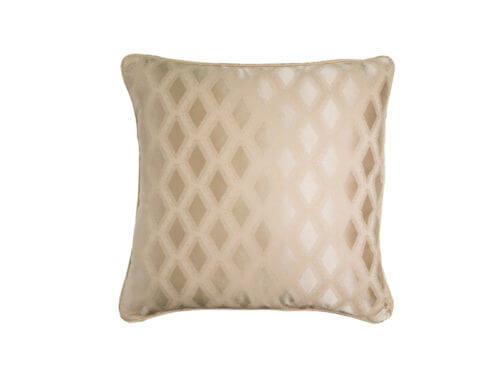 Декоративная подушка блестящая золото